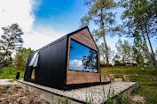 Kabin Canggih untuk  Amenitas Pengunjung di Toba Caldera Resort
