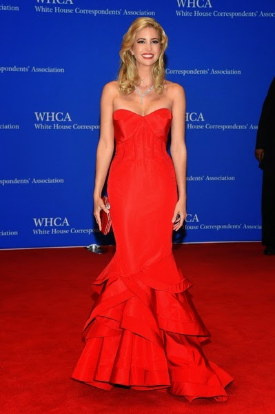 Ivanka Trump attends the 101st Annual White House