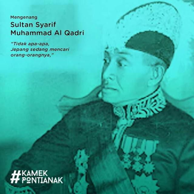 Tragedi Mandor Berdarah: Mengenang Sultan Syarif Muhammad Al-Qadrie
