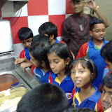 Visit to Pizza Hut Grade 3 & 4