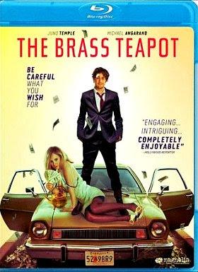 Filme Poster The Brass Teapot BDRip XviD & RMVB Legendado