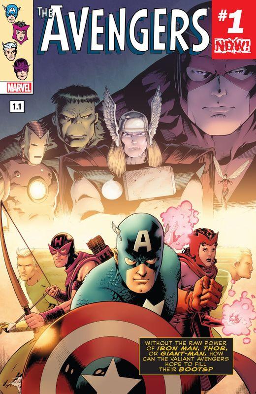 Avengers 001 1 2017 digital Minutemen Slaye