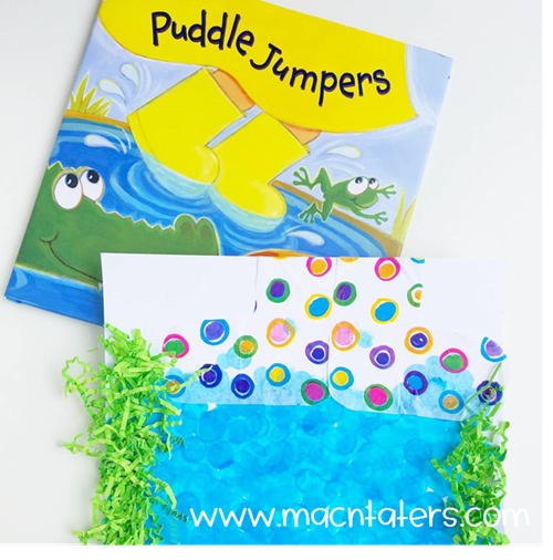 Puddle Jumpers Themed Art