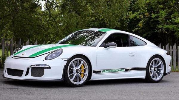 Porsche 911 R auction