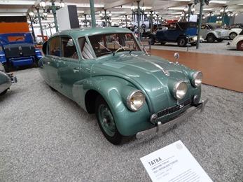 2017.08.24-174 Tatra Limousine Type 87 1937