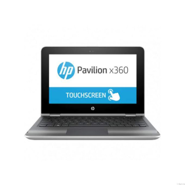 HP Pavilion X360 11-u002nia Intel Pentium N3710 1.6GHz Quad-Core (4GB, 500GB HDD) 11.6-Inch Diagonal HD IPS Multitouch Windows 10 Home Notebook- Silver, Check it Out