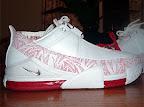 PE - White/Red