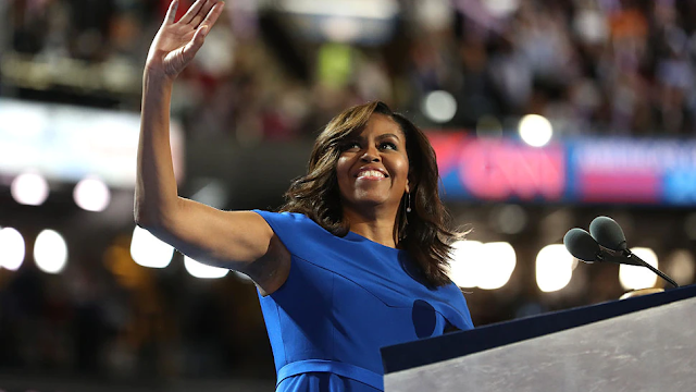'Influential And Iconic': Michelle Obama To Be Inducted Into National Women's Hall Of Fame