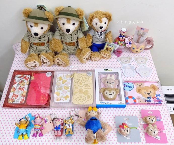 53 香港機場 迪士尼奇妙店 買達菲熊免進迪士尼樂園