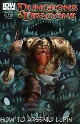 P00005 - Dungeons & Dragons  IDW #