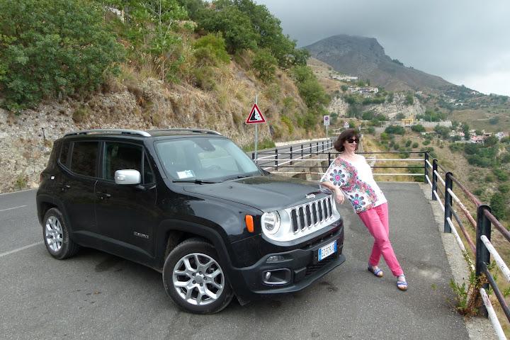 Wendy n Jeep