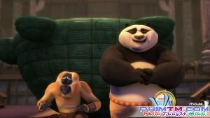 Xem Phim Kung Fu Gấu Trúc Huyền Thoại Anh Hùng - Kung Fu Panda: Legends Of Awesomeness - phimtm.com - Ảnh 1