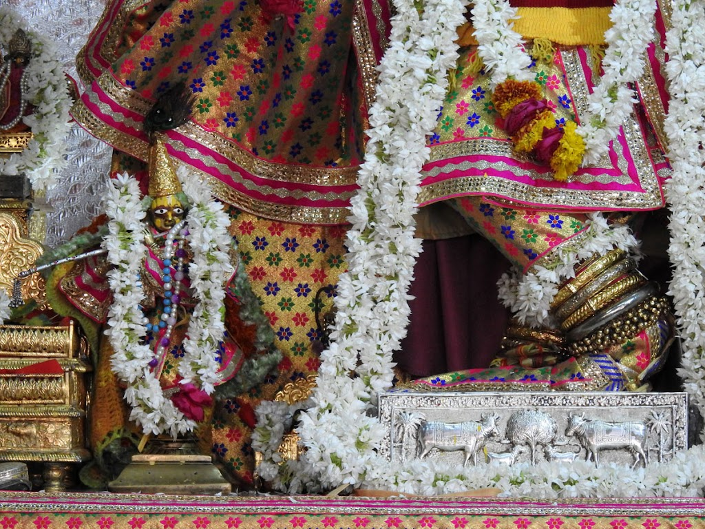 Radha Govind Devji Deity Darshan 10 Jan 2017 (8)