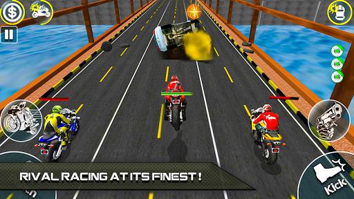 Bike Attack Race 2 - Shooting apk screenshot 4