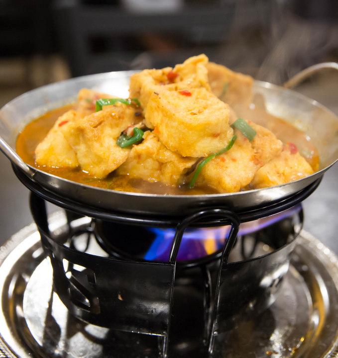 photo of Traditional Stinky Tofu Stew