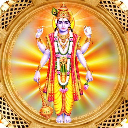 Lord Vishnu Wallpaper Hd Apps On Google Play