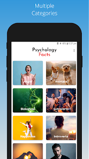 Download Psychology Facts For PC Windows and Mac apk screenshot 1