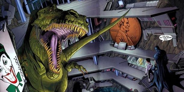 Robot-Dinosaurus