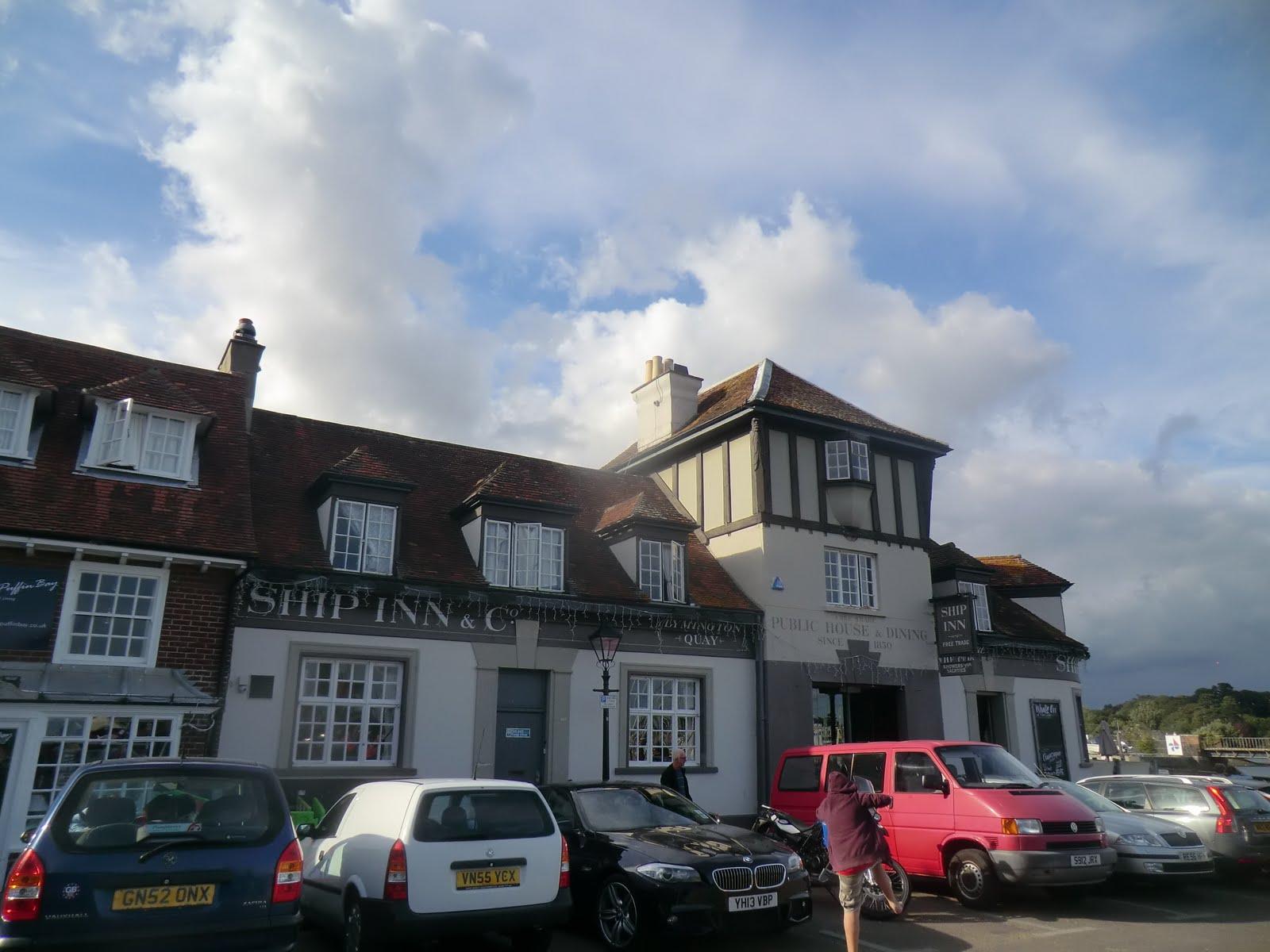 CIMG4517 Ship Inn, Lymington