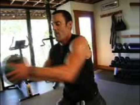 Tony Horton Medicine Ball Cardio, Tony Horton