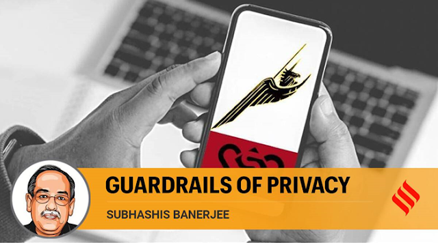Why privacy protection alone won't help against illegal surveillance.