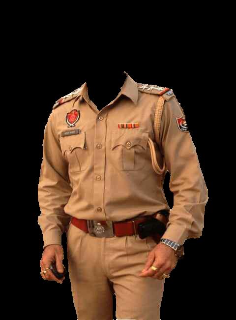 Police Dress ~ Editing & Mobile World