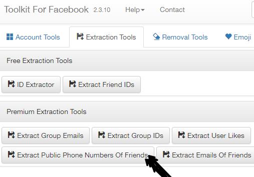 फेसबुक आईडी से मोबाइल नंबर कैसे निकाले