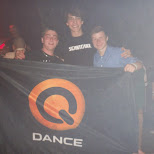 big Q-dance fans in Toronto, Ontario, Canada