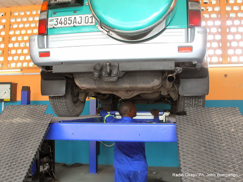 Kinshasa : le contrôle technique des véhicules repoussé à juin