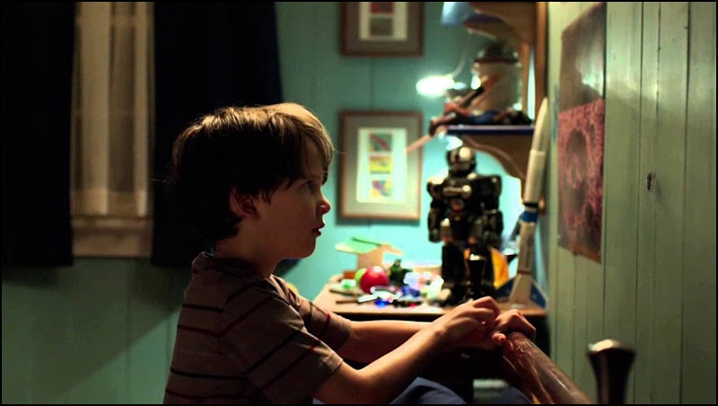 Gabriel Bateman in Outcast