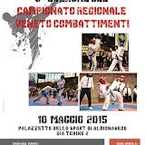 CAMPIONATO REGIONALE VENETO COMBATTIMENTI 2015