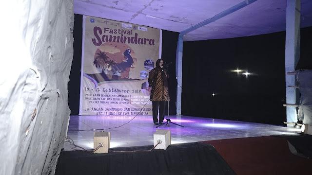 CATATAN LEGENDA RAKYAT BULUKUMBA DIULAS LEWAT FESTIVAL SAMINDARA