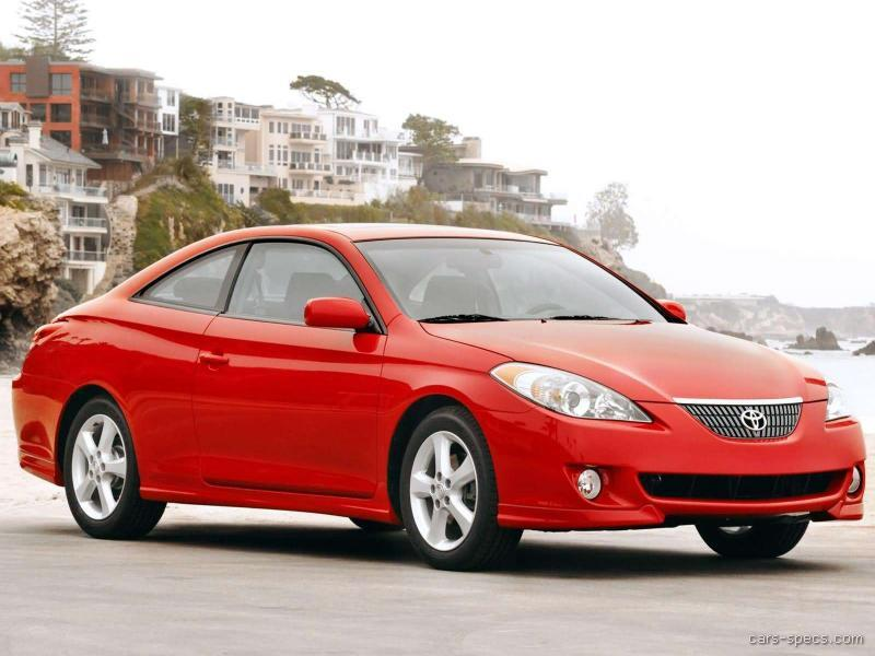 2007 Toyota Camry Solara Coupe Specifications Pictures