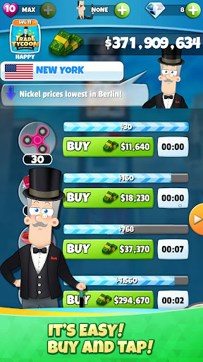 Trade Tycoon Billionaire 1.0.8 screenshots 1