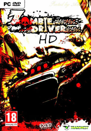Download Game Balapan Zombie Driver HD PC