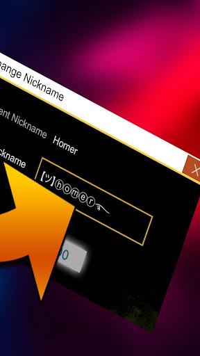 Name Creator For Free Fire, NickName, Name Maker 1.3 screenshots 3