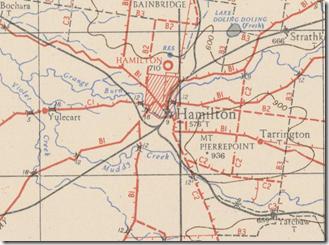 Hamilton 1 inch 1942