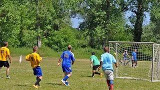 Bárdudvarnok kispályás foci Falunap 2014