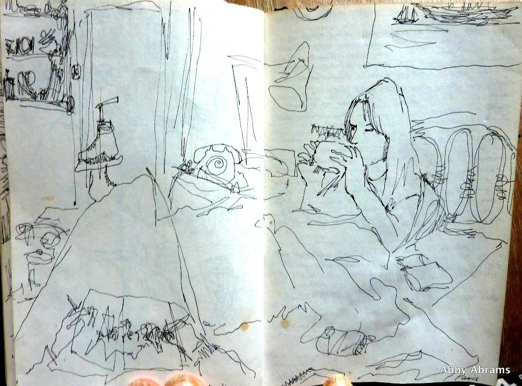 Kathleen sketch