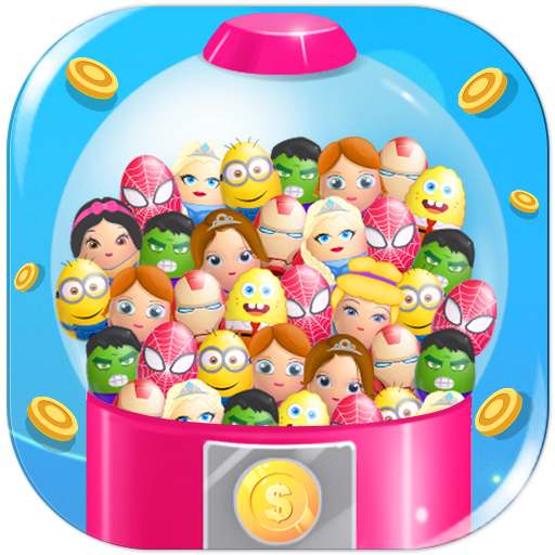 Surprise Eggs GumBall Machine file APK for Gaming PC/PS3/PS4 Smart TV