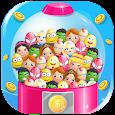Surprise Eggs GumBall Machine