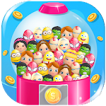 Surprise Eggs GumBall Machine Icon