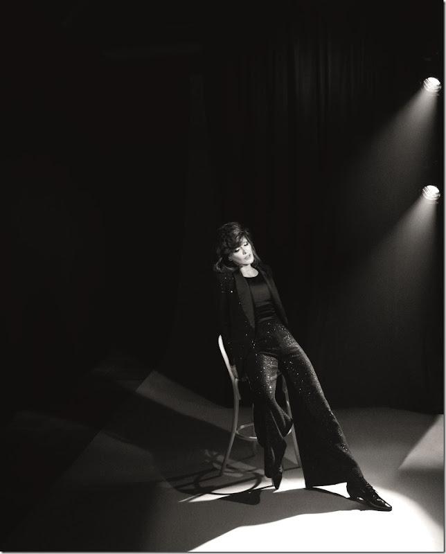 Carla Bruni, Photographer Giampaolo Sgura