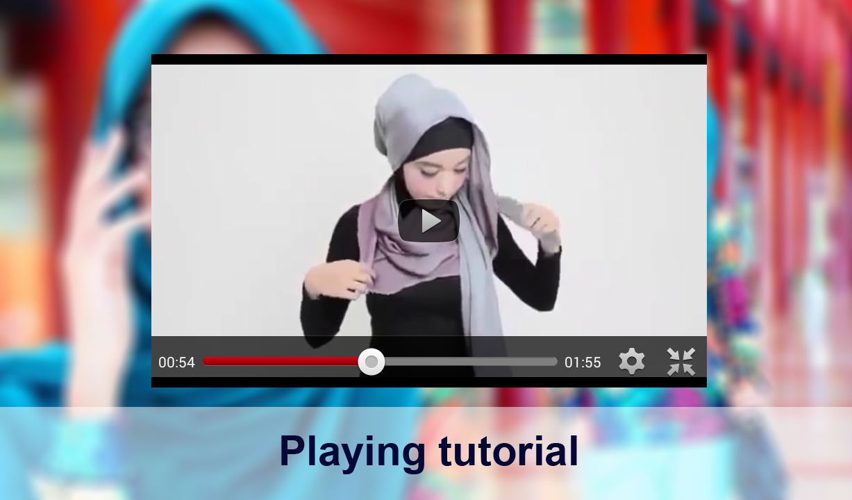 Video Hijab Tutorial – (Android Apps) — AppAgg