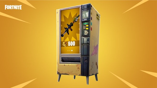 Fortnite Battle Royale ? Fundorte sämtlicher Verkaufsautomaten (Vending Machine Locations Guide)