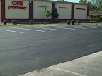 Shopping Center - Sealcoat and Restripe