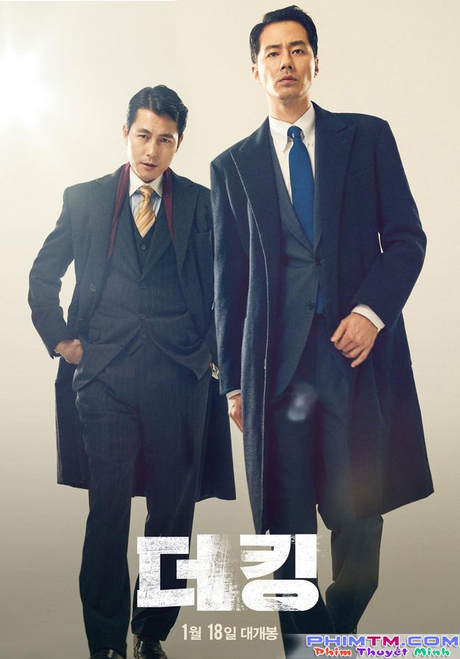 The King: Tuyệt phẩm điện ảnh của cặp quý ông đẹp nhất Hàn Quốc! - Ảnh 1.