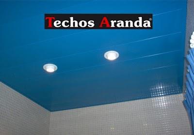 Precio Techos Desmontables Madrid