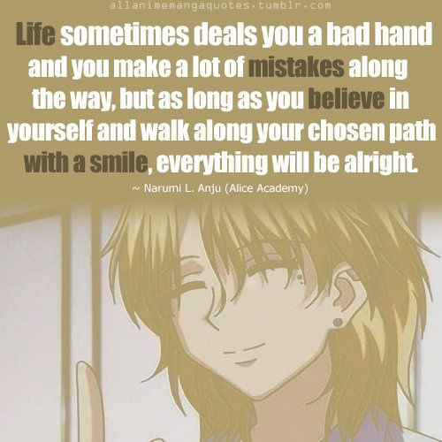 60 Anime Quotes About 'Friendship' To Cheer You Up Page 60 Of 60 Gorgeous Anime Quotes About Friendship