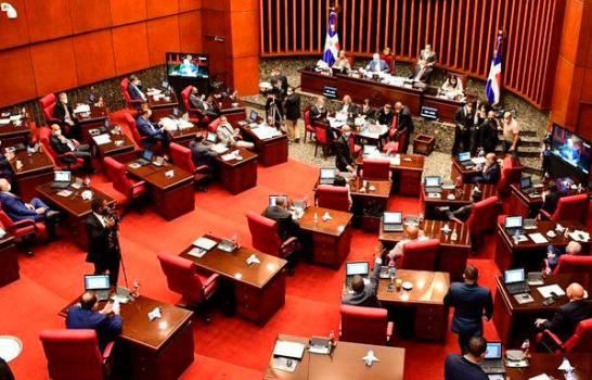 Senado envía a comisión de Salud la solicitud de prórroga del estado de emergencia
